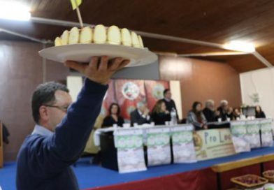 """Gustannurca 2018: Dolcinballo con la tappa di """"DolciPoesie"""" concorso provinciale di dolci amatoriali sponsorizzato dall'Unpli Salerno."""